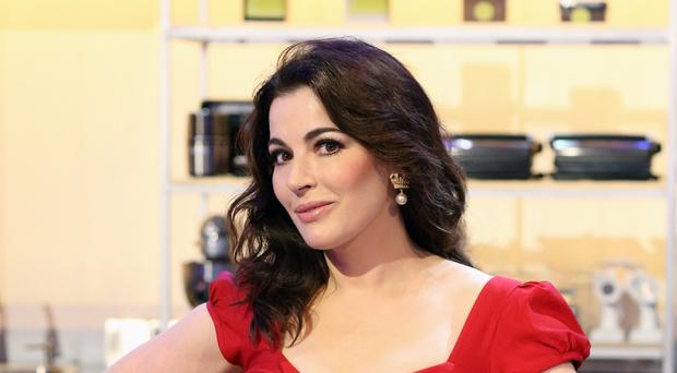 Leading chef: Nigella Lawson