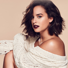 Face facts: Georgia May Foote gives her top style and beauty tips
