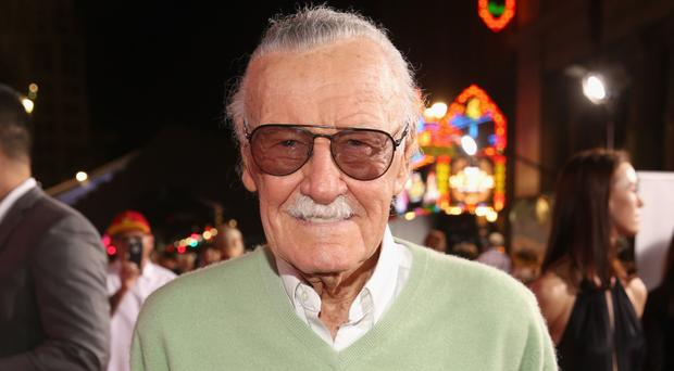 Marvellous man: Stan Lee