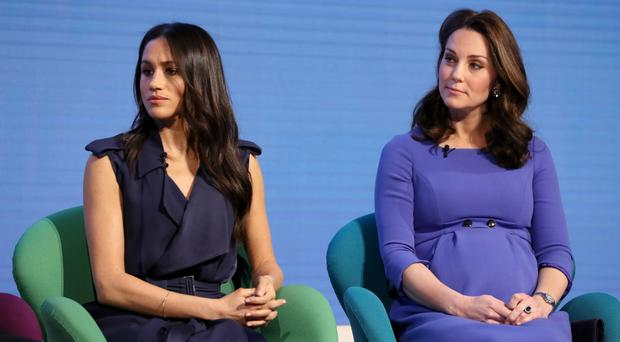 Meghan and Kate: Kensington Palace Rocked by Rumors of Feud
