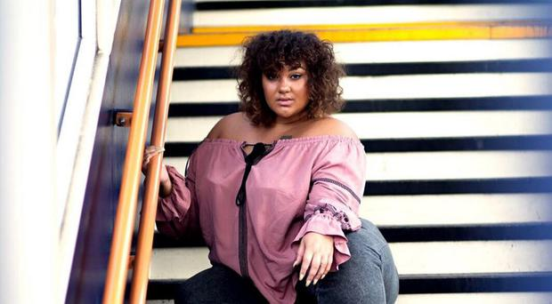 Upbeat message: Grace Victory has covered everything from eating disorders to mental health struggles in her vlogs