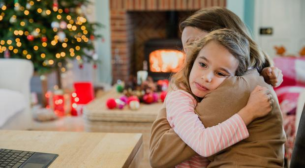 Take care: scattered presents and hordes of people squeezed into small spaces can lead to accidents