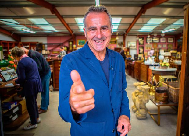 Paul Martin's new show Make A Dealer has already proved to be a hit on BBC One