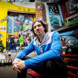 Inner peace: Gary Lightbody today