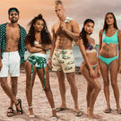 Reality bites: Shipwrecked contestants Tom, Big T, Kush, Liv, Chris, Khalia, Emma, Hollie and Harry