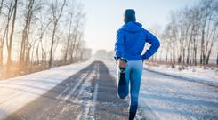 Cold stretch: studies suggest low temperatures can worsen joint pain