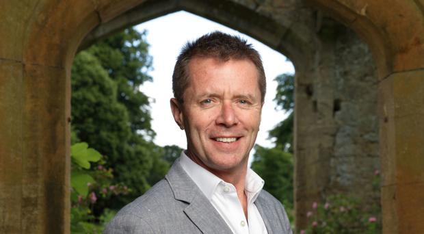 Great privilege: Nicky Campbell loves making Long Lost Family and its spin-offs