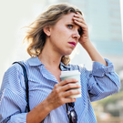 Feeling frazzled: stress is bad for our skin