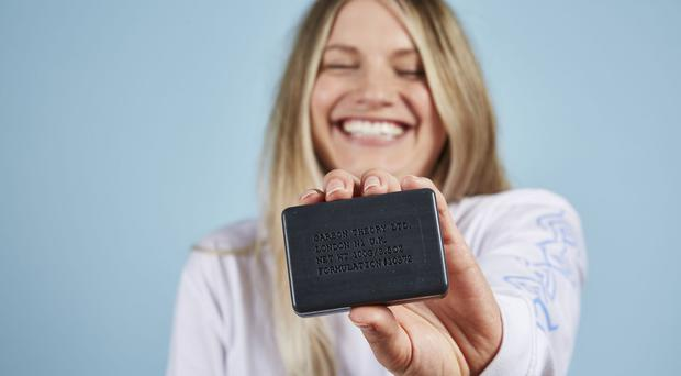 Eco cleanser: the soap bar is back