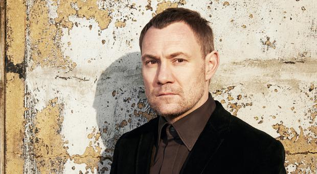 Reluctant star: David Gray plays Belfast's Waterfront Hall next month