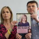 Kate and Gerry McCann mark the fifth year of daughter Madeleine's disappearance