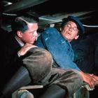 Digging in: from left, Richard Attenborough and Charles Bronson as the Tunnel King in The Great Escape
