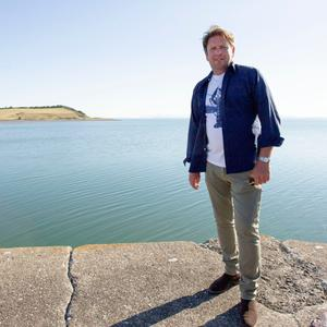 James Martin at Strangford Lough