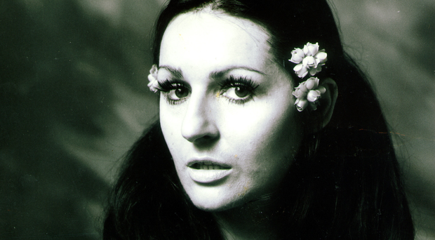Boutique owner Pat Jordan Scott in 1972