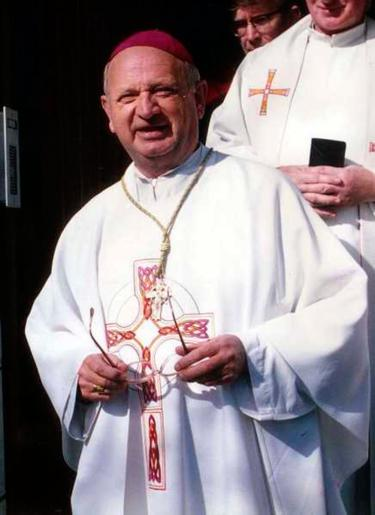 The late Bishop Eamonn Casey took a lover and fathered a son