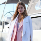 Spring look: Millie Mackintosh likes pastel shades at this time of year
