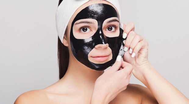 Deep cleanse: a clay face mask removes nasties from under the skin