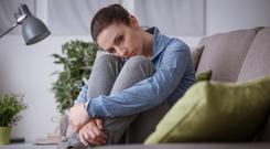 Emotionally drained: perimenopause is the transitional period before the menopause and its symptoms can be difficult to recognise