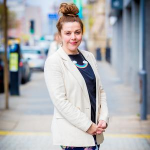 Busy life: successful businesswoman Rachael Bishop