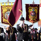 The Apprentice Boys' annual Easter Monday parade in east Belfast