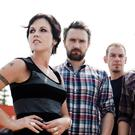 The good days: Dolores O'Riordan, Noel Hogan, Fergal Lawler and Mike Hogan of The Cranberries