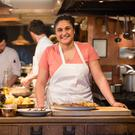 Fun food: author Samin Nosrat