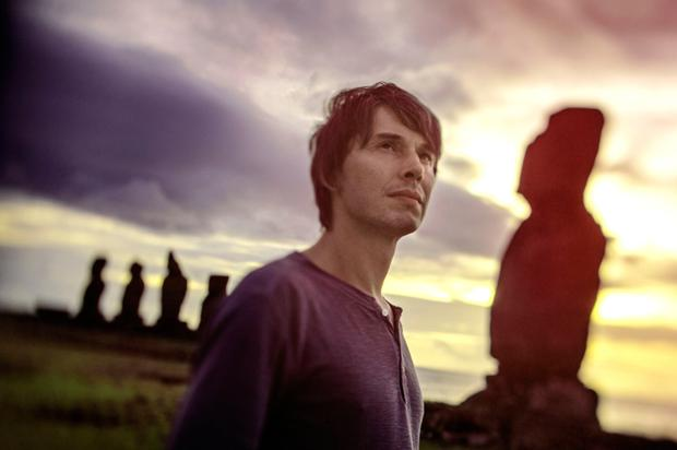 Sheridan has composed music for Brian Cox's Wonders of the Universe