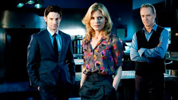 Sheridan has composed music for Silent Witness