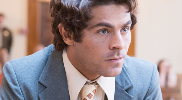 Challenging role: Zac Efron as Ted Bundy
