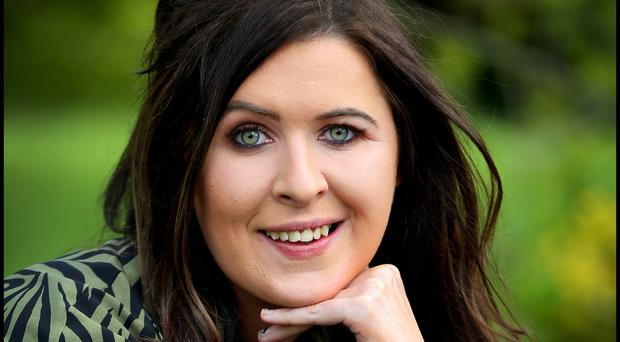 Changed days: epilepsy sufferer Jenny McEntegart has seen her life transformed thanks to an operation