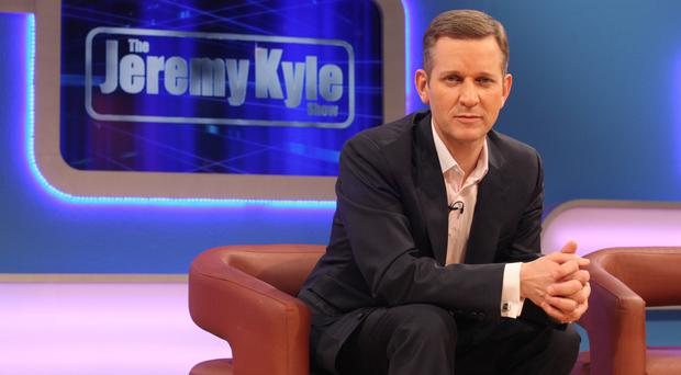 Jeremy Kyle whose ITV show was axed this week
