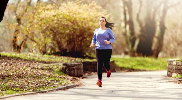 Key solutions: exercise increases energy levels