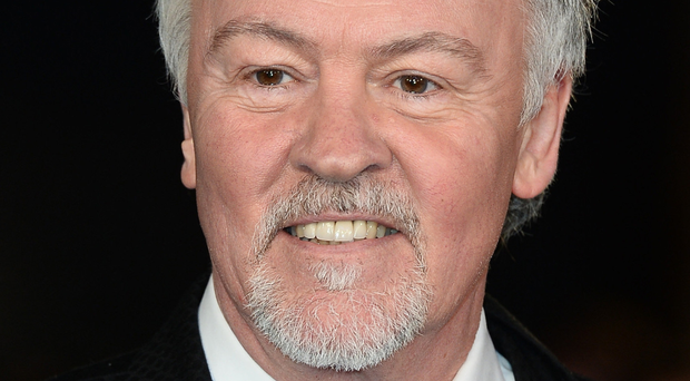 Singer Paul Young