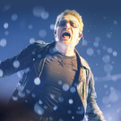Bono make surprise appearance on stage in Bangor.
