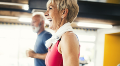 Simple steps: gym sessions and an active lifestyle can help lower cholesterol