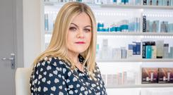 Lindsay Collins says she went through three months of hell after receiving the botched injections