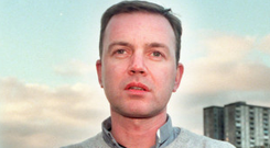 Brave journey: Fr Tony Coote back in 2000