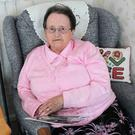 Campaign support: Dorothy McLoughlin has vascular dementia