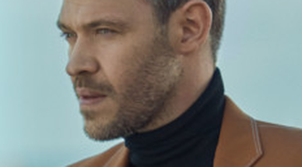 Star attaction: Will Young will tour his new album later this year