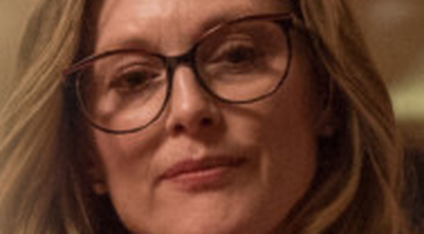 Liberated woman: Julianne Moore as Gloria