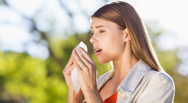 Pollen pain: but help is at hand