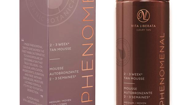 Vita Liberata's Phenomenal tan (£37.50, www.vitaliberata.co.uk)