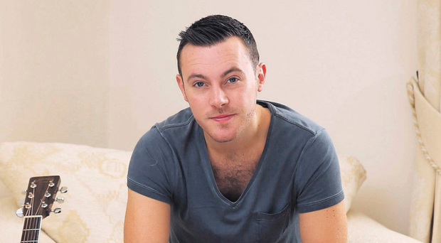 Established star: Nathan Carter is one of the biggest names in local country music