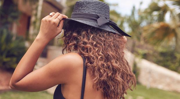 Straw boater hat, £12.99, New Look