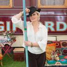 Showtime: Nell Gifford is running her circus while dealing with terminal cancer