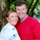 Still going strong: Daniel O'Donnell and his wife Majella