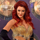 In step: Dianne Buswell
