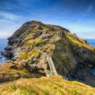 The historic parish of Tintagel