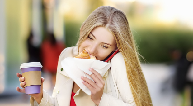 Breakfast benefits: fuelling up helps boost energy levels