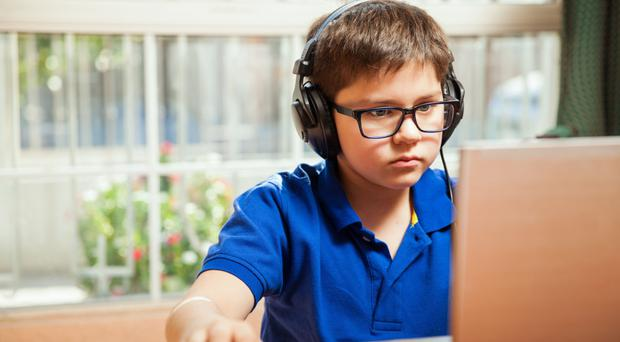 Eye opener: screen time can cause issues for children's eyes